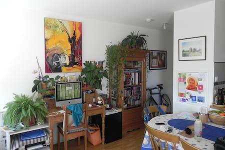 Chambre privée dans appartement proche Paris Sud. - Apartemen