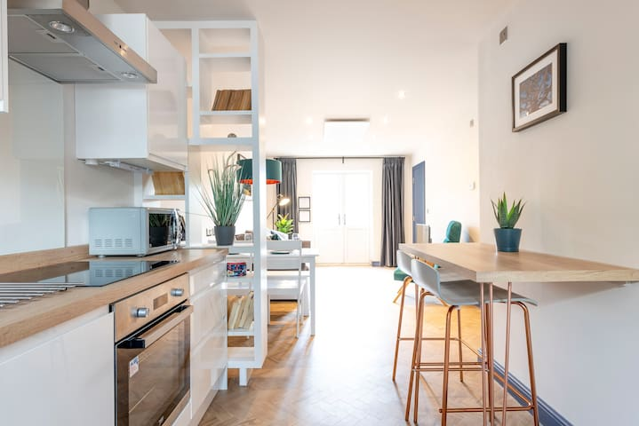 Brand New Cedar Apartments - Flat 7