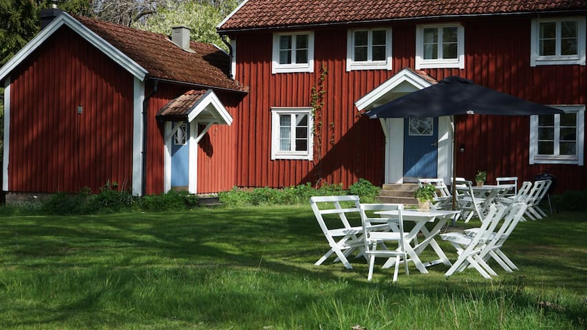 Stora Nabban is a unique place to relax.