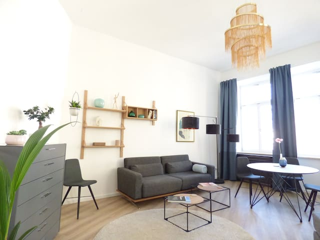 Panorama flat in Schwabing | home & business(VAT)