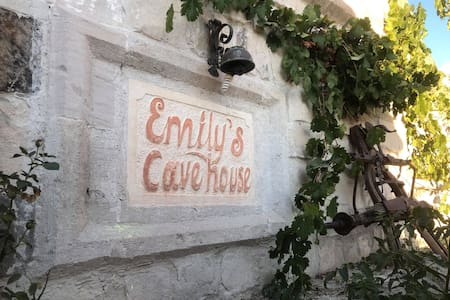 Emily cave house