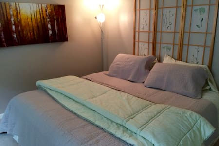 Cottage by the Lake - Longmont - Rumah