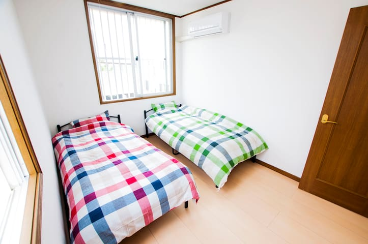 Great View Whole House renting, 3bedroom/6beds ! - Urasoe-shi - Rumah