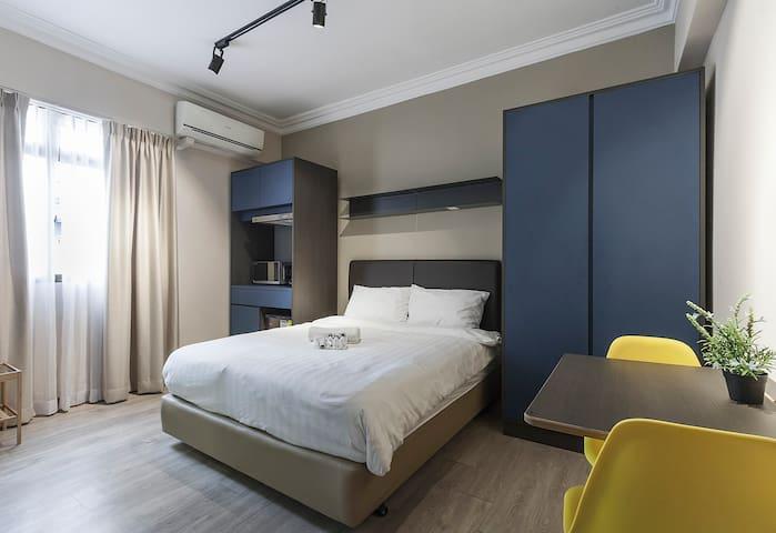 Cozy Studio Apartment (200 sqft)