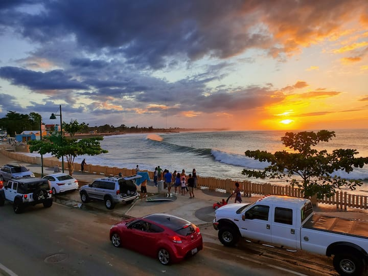 Ola Luna Beachfront Villa #4
