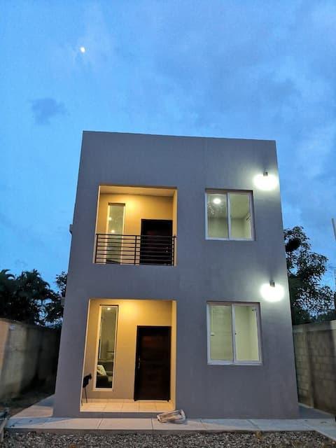 Apartamento moderno minimalista