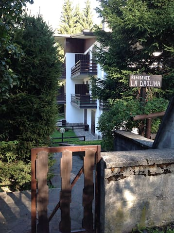 Accogliente trilocale con garage - Ponte di Legno - Appartement en résidence