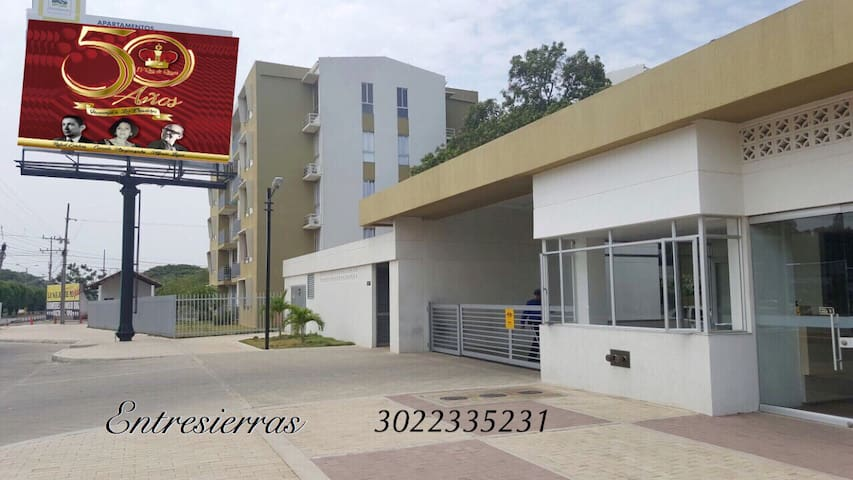 Apartamento Entresierras - Valledupar - Apartment