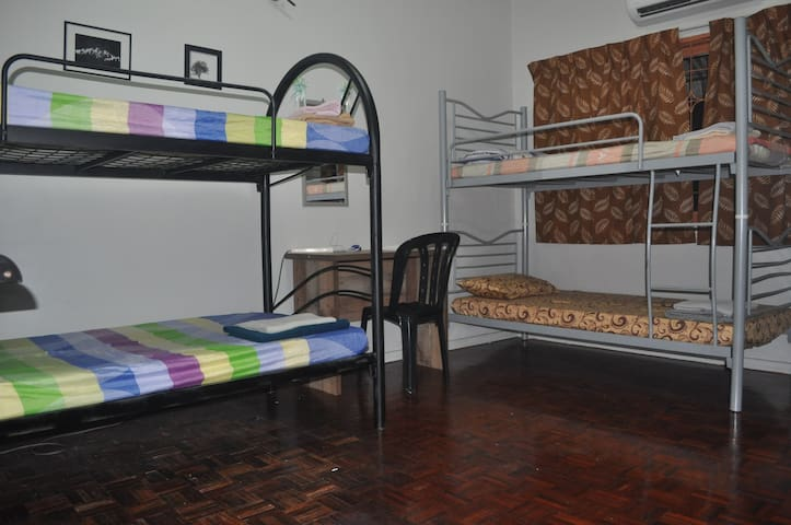 Welcome Guesthouse family room