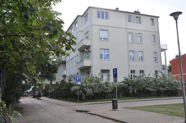 Parkowa Apartment 90m2 with terrace