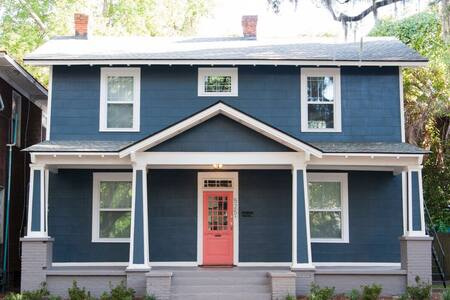 Charming, restored historic home - Savannah - Departamento