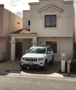 Casa amueblada - Hermosillo