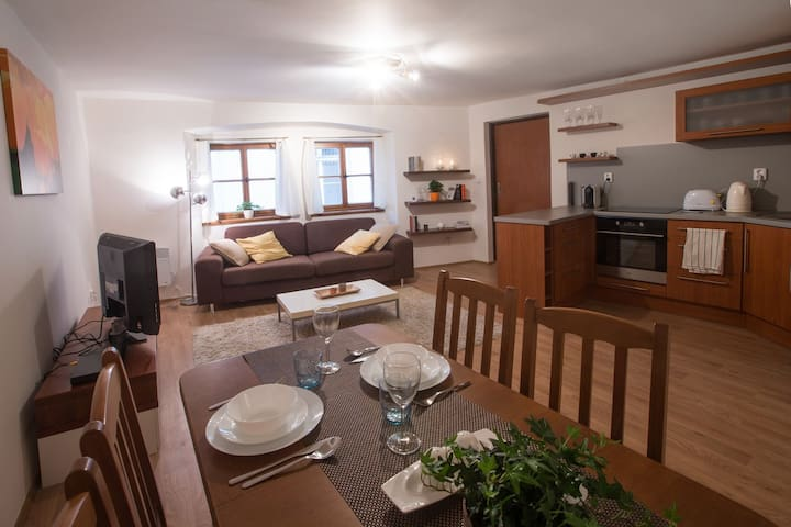 Charming Apt in very heart of old Prague - Praha