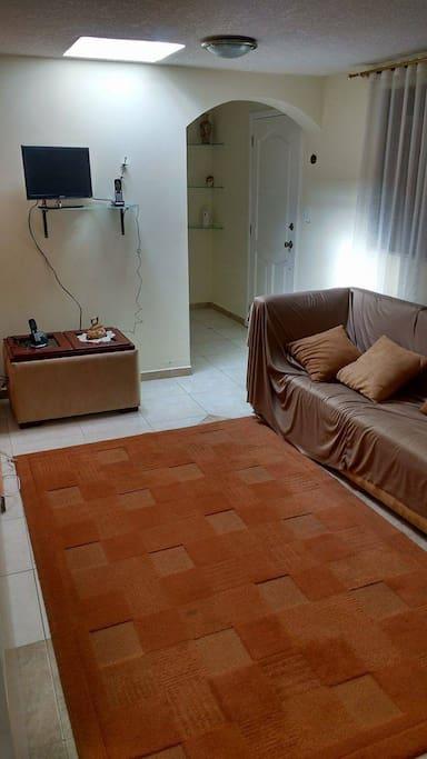 Sala y TV