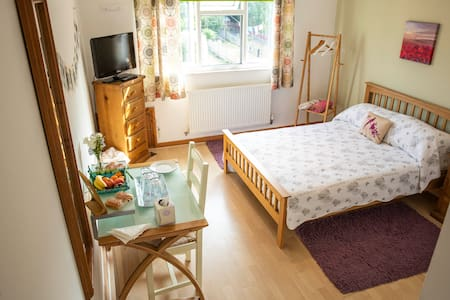 Spacious double room close to town centre.