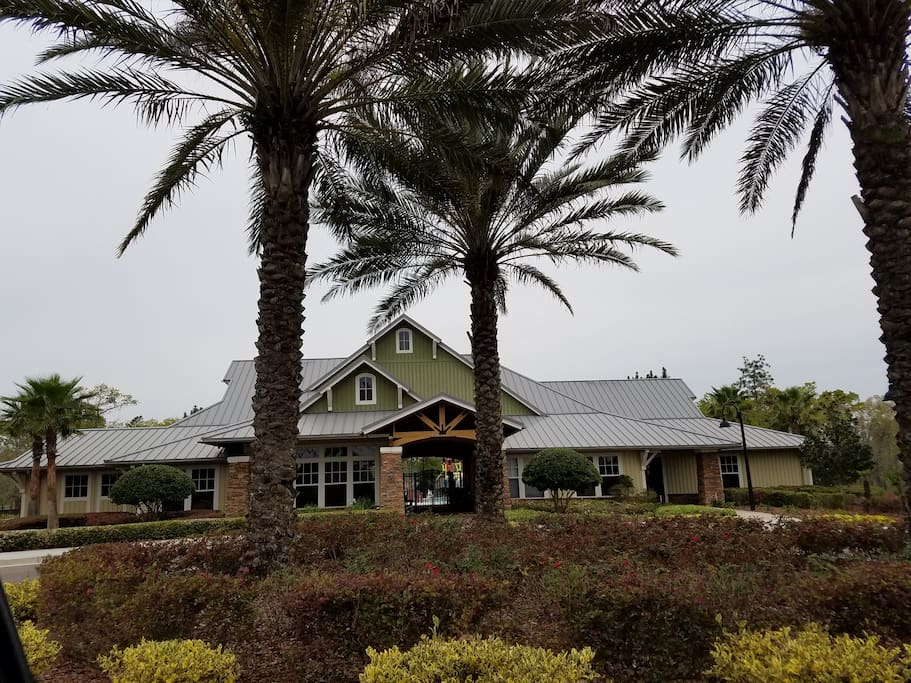 CLUBHOUSE WITH A POOL, GRILL AREA, & GYM. NO ALCOHOL OR SMOKING PERMITTED IN, AROUND OR NEAR THE CLUBHOUSE. ENTRY IS THROUGH THE FRONT GATE ONLY.