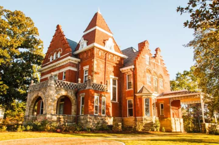 Parker House Anniston Reynolds Room