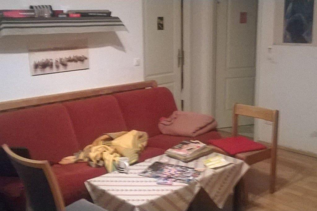 Wohzimmer - Living Room
