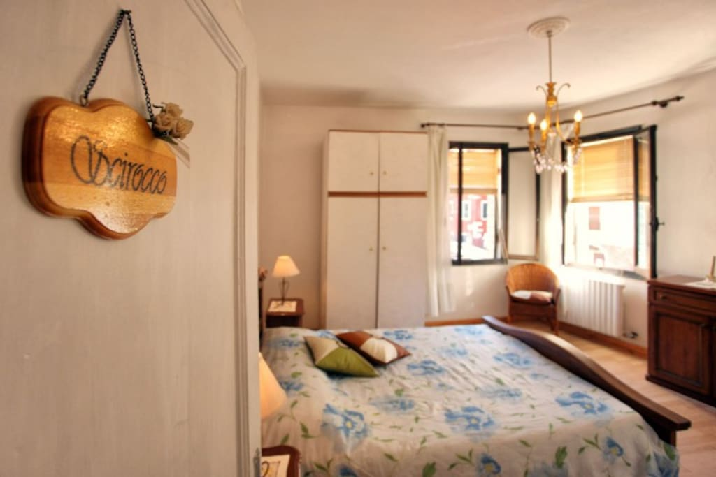 Scirocco room
