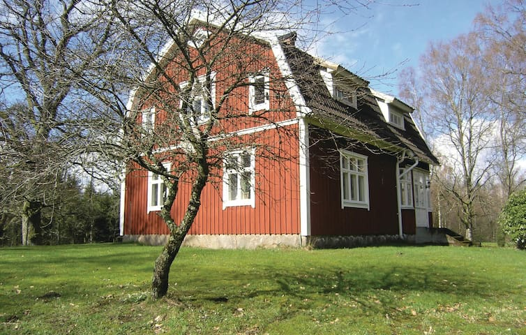 Holiday cottage with 2 bedrooms on 135 m² in Långaryd