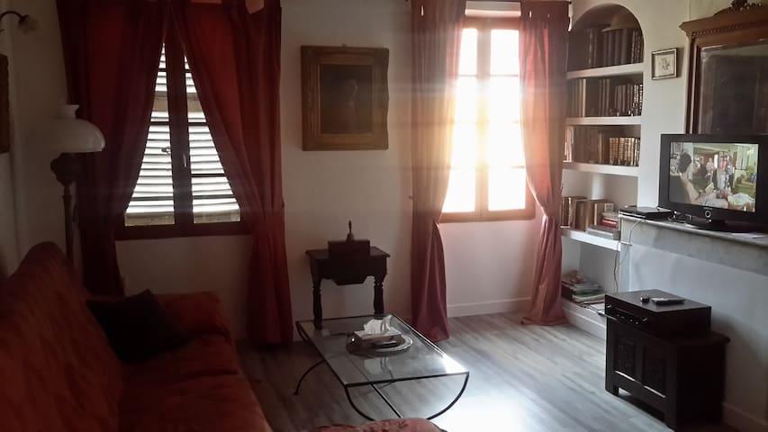 Appartement avec terrasse - Collobrières - Apartamento