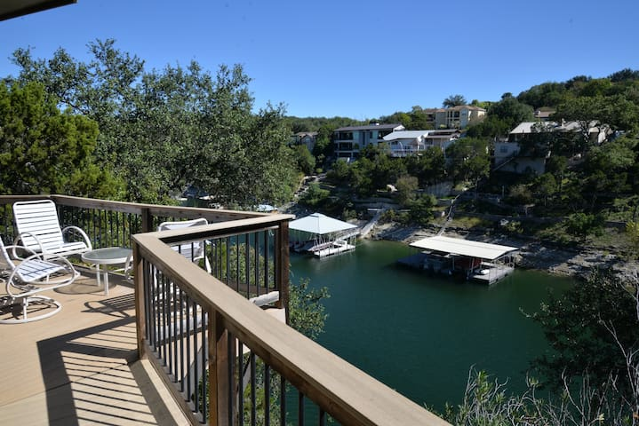 Great View of Lake Travis - New Remodel, Unit #7