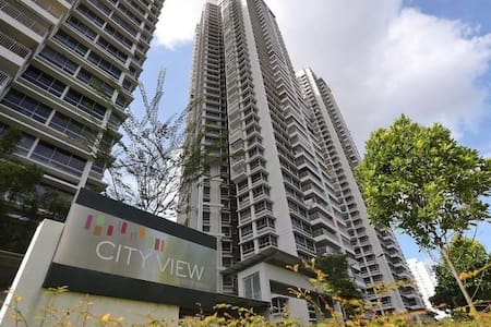 2mins Metro, City central, 25floor - Singapore - Apartment
