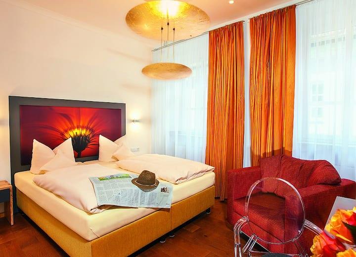 Hotel Münchner Hof (Regensburg), Einzelzimmer Komfort Plus