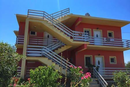 Alexandra's Apartment's ,rosa house