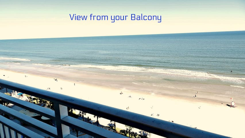 Ocean Walk Endless Summer / 1  BR Oceanfront