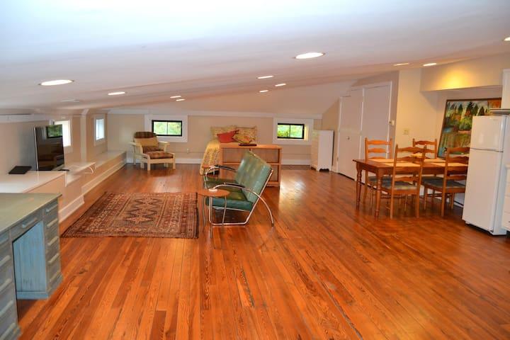 C5-Northside large loft apartment