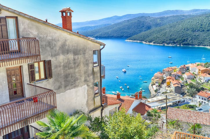 """""""653"""" Apartment for 6 people  - Rabac - アパート"""
