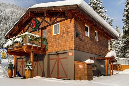 Carriage House - Leavenworth - Hus