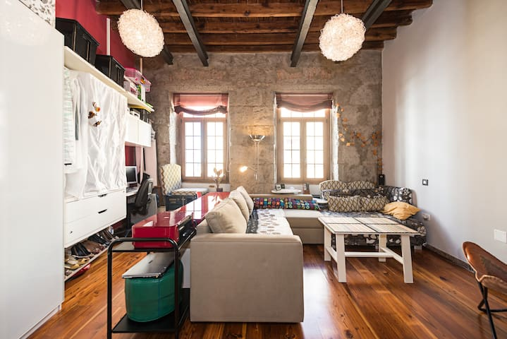 Cozy and traditional north house 100m² + terrace - Arucas - Ev