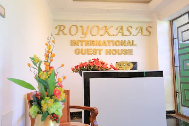 RoyoKasas Guest House