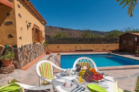 Holiday home with pool (GC0265) - Las Palmas