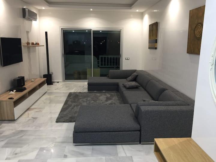 apartamento de lujo en la siesta Mohammedia