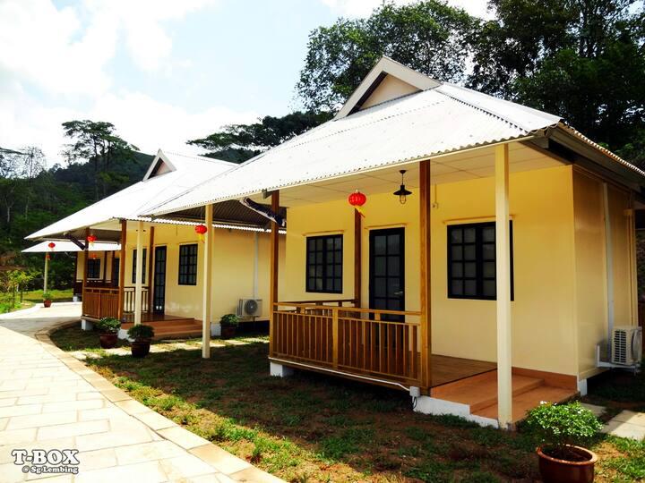 Japanese Cabin 1