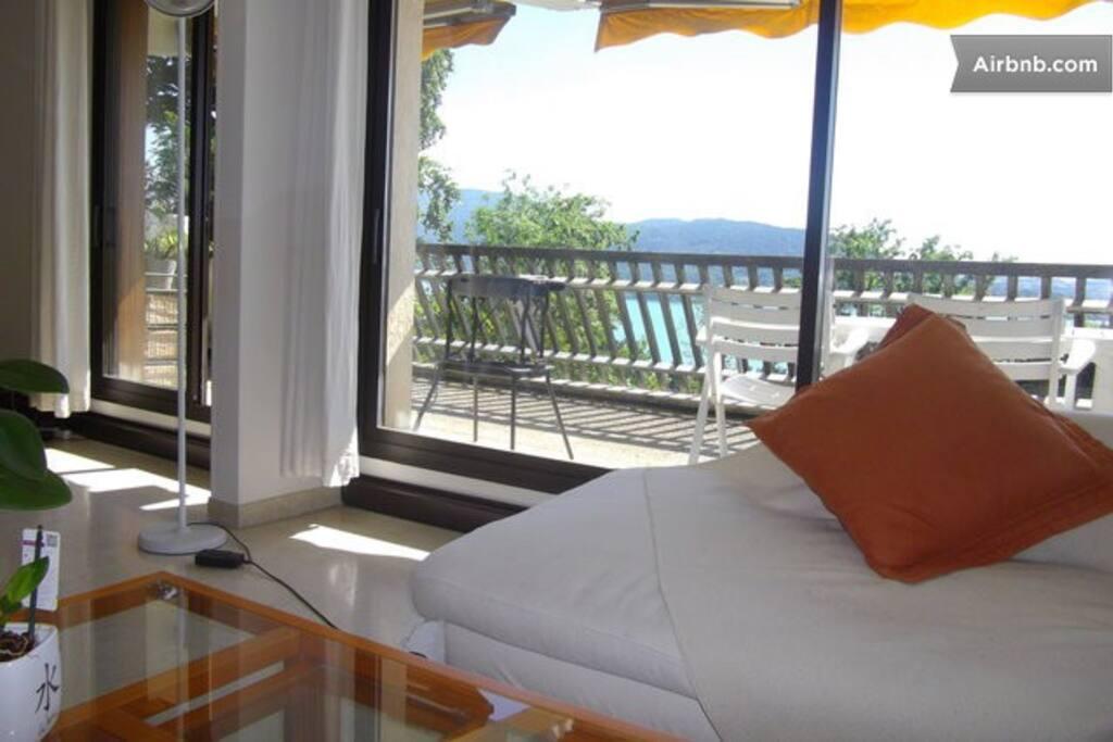 Chambre terrasse parc piscine appartements louer - Chambre d hotes annecy le vieux ...