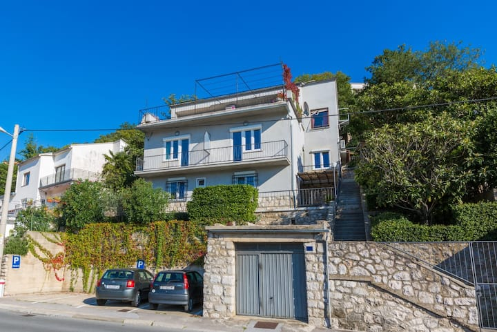 Apartment in a central location in Crikvenica