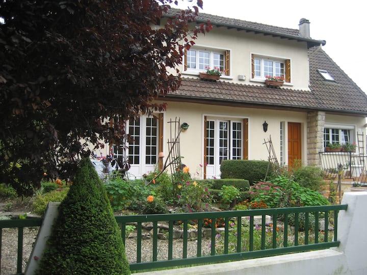 House 90m2 near Paris/Villepinte/Disney/Roissy