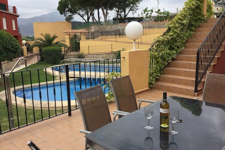 3 BedTownhouse with Pool - Sanet y Negrals