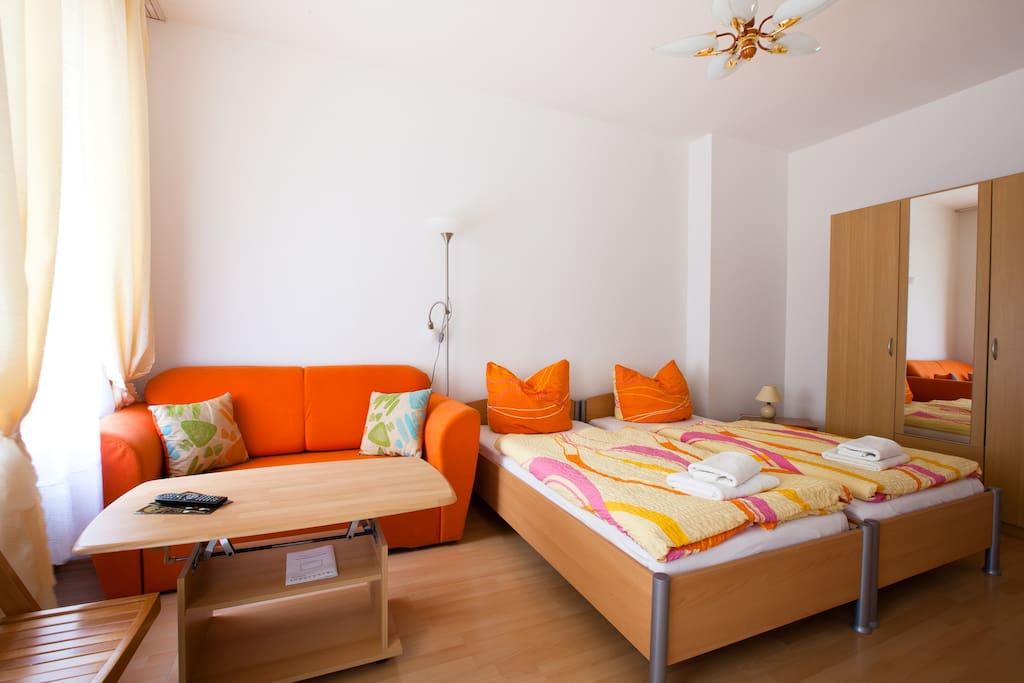1-Room Apartment Prenzlauer Berg A3
