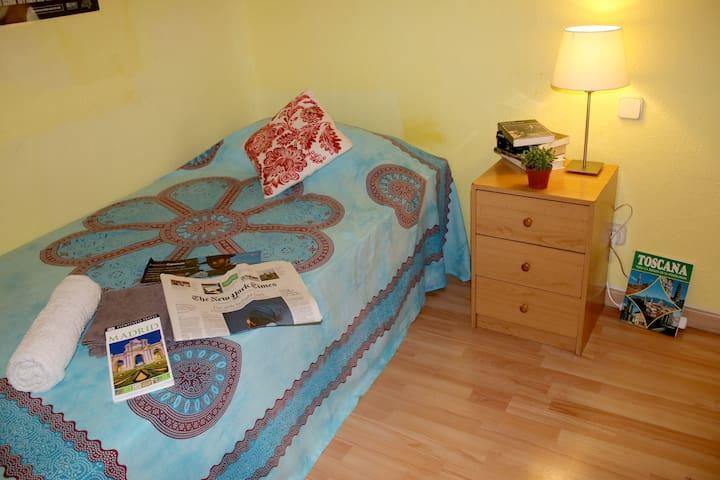 Comfortable  Inn One bedroom Center Madrid