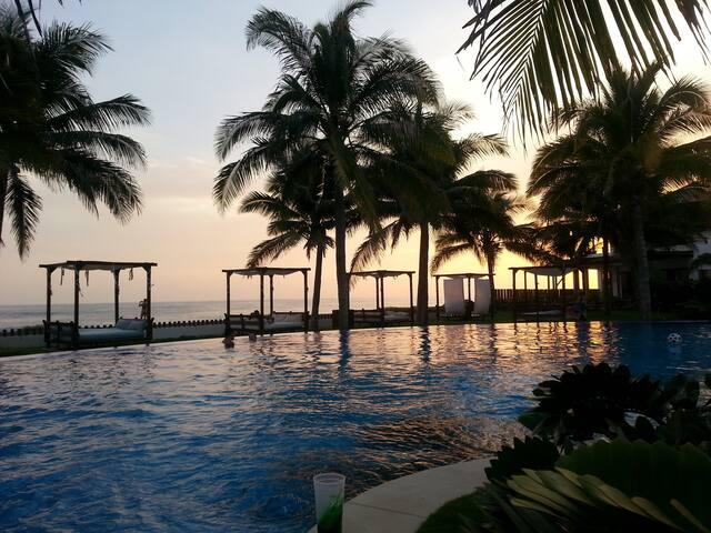 Beach paradise in Pacific Coast - Monterrico - Appartement