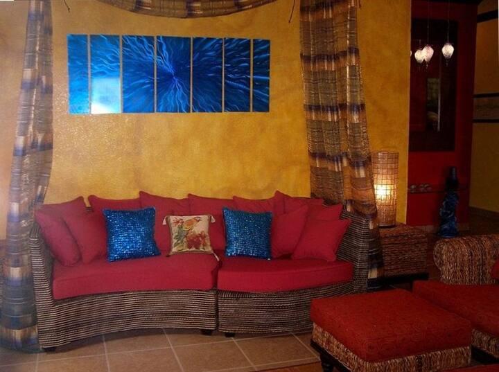 DISCOUNTED! Sunset Villas Poolside Luxury 2 Kings