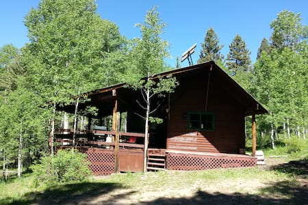 Cabin in the Woods at 9,000 ft - Mancos