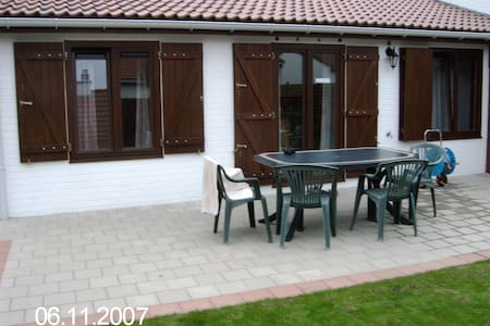 House on the Belgian coast for rent - Bredene