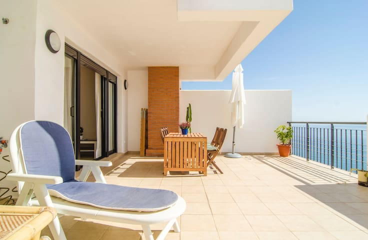 Apartment at Torrox Costa, Málaga - Torrox - Apartment