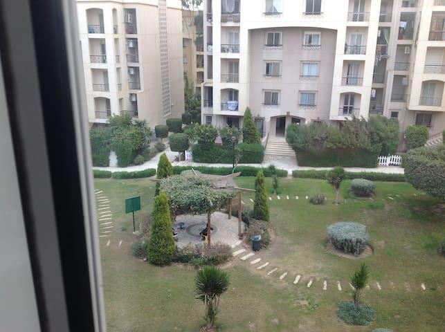 Cosy flat in Rehab City